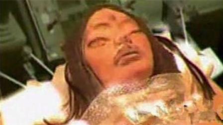 老烟斗鬼故事 2017:揭秘三眼女尸之谜 月球上发现的远古人类尸体 35