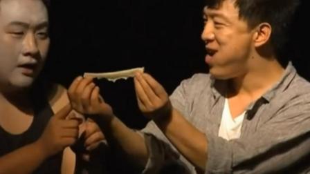 什么叫炸裂的幽默与演技, 黄渤在话剧舞台上给了