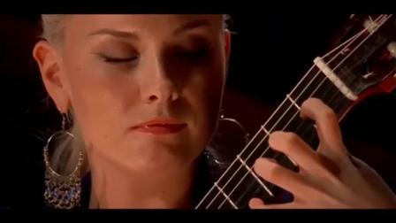 吉他经典名曲《爱的罗曼史》现场版, 美极了!
