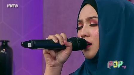 Shila Amzah - Hidayah Mu (live) POP TV