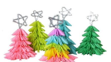 纸缘手工圣诞树141节视频教程圣诞树由纸缘13年原创今年为大家推出新的色彩希望喜欢
