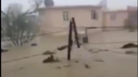 玛丽亚飓风景象实录