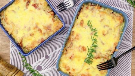 芝士海鲜焗饭, 超简单超好吃做法