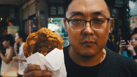 吃遍台湾逢甲夜市需要多大胃?