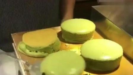 日式轻芝士蛋糕, 软就一个字!