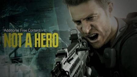 """【中字】菌兽们快跑啊!《生化危机7》DLC""""NOT A HERO""""实机演示"""