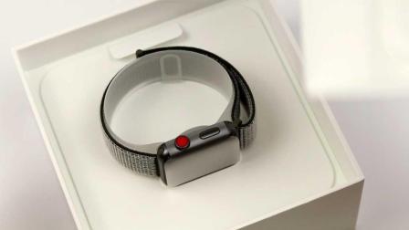 我的 Apple Watch 3 收到啦! 开箱上手