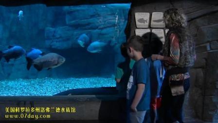 07day造景 美国科罗拉多州洛弗兰德水族馆