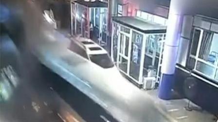 车检处, 大货车失控凶猛撞击大客车