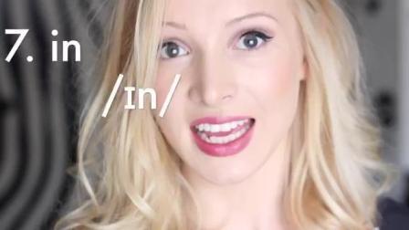 标准英式发音之100个基础英语单词视频跟读课程(附音标)