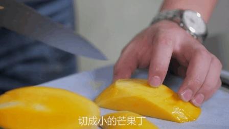 芒果布丁做法原来这么简单, 一看就会, 以后在家每天都可以做了!