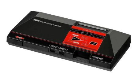 全Sega Master System游戏SMS游戏一视频内[附标题]
