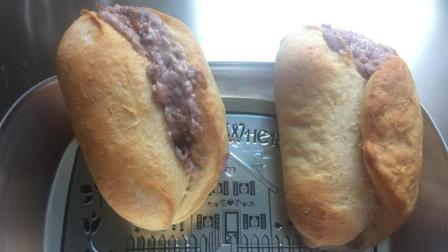 记录自学《手作面包》历程-D24燕麦蓝莓乳酪面包