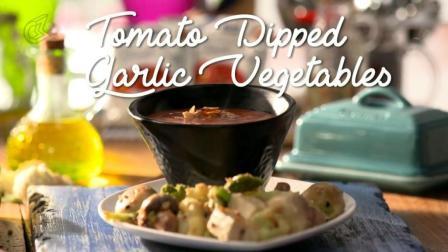 番茄面包汤, 蘸番茄酱素食等, 教你几种番茄汤的花样吃法