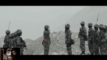 感动! 一段50秒高原边境战士巡逻相遇的对话! 震撼国人!