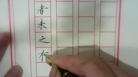 ziyoou 钢笔字《瘦金体》02