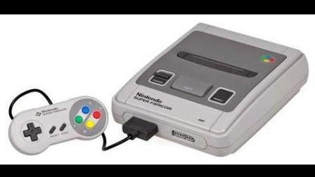 全Super Famicom游戏Super Nintendo Family Computer游戏一视频内[附标题]