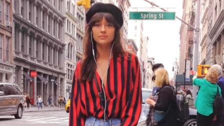 """实拍纽约街拍达人, 你喜欢这些""""特别""""美"""