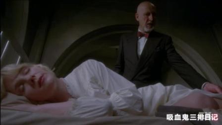 金发美女睡觉的时候也这么性感
