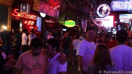 [泰国街拍]带你逛逛芭提雅的街道