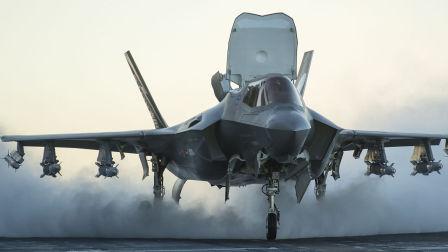 美军极其强大的F-35[闪电]II第五代隐身多用途战斗机
