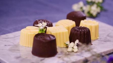 还在吃五仁月饼? 巧用巧克力和冰淇淋自己在家做月饼