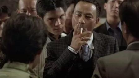 《夺帅》初生牛犊不怕虎的小子敢直接叫板任达华, 差一点就挨群殴了