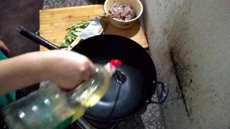 豆角的做法家常菜 这就是宁波市海曙区南门街道特产美食视频