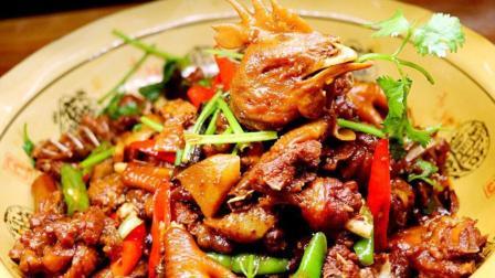 教你做一份沂蒙炒鸡、色香味浓有食欲、看见就想吃一口、来看看做法吧