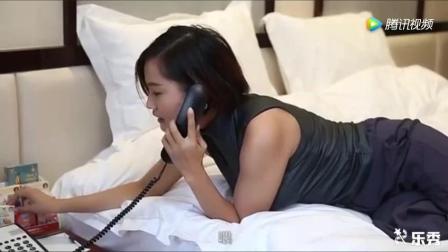 美女住酒店要服务, 服务员瞬间满足了美女的要求