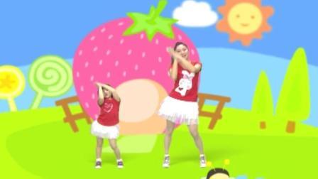 甜蜜森林 幼儿亲子舞蹈 儿歌视频