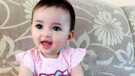 被网友评为世界上最漂亮的小女孩 如今长成什么样了?