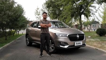 老司机试车: 李伟龙试驾宝沃BX5,15万买辆德系SUV顶配车型是不是性价比超高?