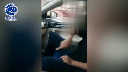 """男子辱骂出租车司机 称""""我教育我儿子千万别当司机"""""""