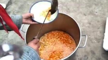 贫困山区学生的午餐, 可能你一辈子都没有吃过这样的饭