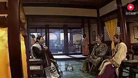 隋唐英雄传: 李渊知道元霸因, 终于放出秦王, 令他带兵收复失地