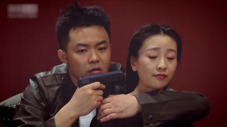 《爆笑先森》崔志佳人质在手持枪谈判,烧烤竟成最大赢家
