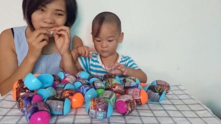 小豆豆的玩具 奇趣蛋玩具视频大全2