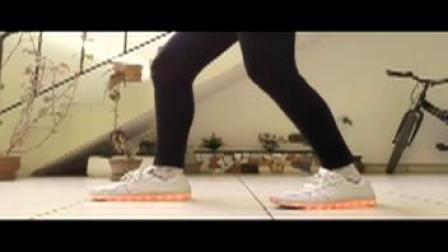鬼步舞教学视频分解动作适合自学 基础舞步