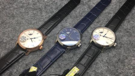 GF 格拉苏蒂原创议员大日历月相腕表100-04-32-12-04