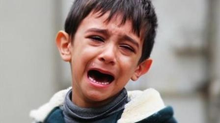 四到五岁孩子爱哭闹经常发脾气如何引导?