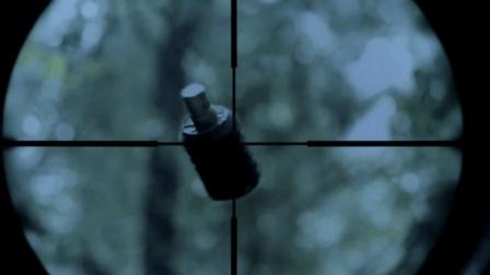 八路军神枪手真厉害, 一枪打爆日本鬼子扔过来的手榴弹, 我服气了!