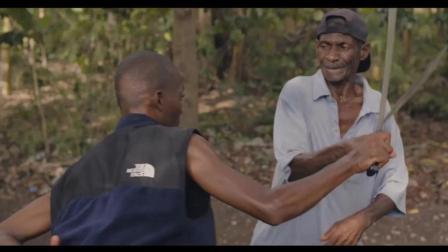 纪录片《爸爸的开山刀》记录非洲老人和失落的非洲武术传承