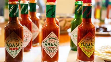【GOING】冰箱贴看大千世界: 人见人爱的Tabasco辣酱