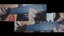 吉他弹唱《带你去旅行》最近很火的歌曲