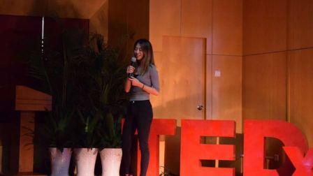 寻找自己的北极星:北京小风子 @TEDxBIT