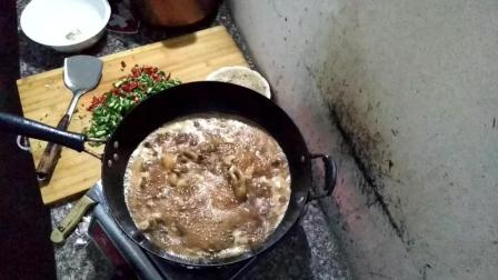 红烧鸡肉的家常做法 浙江省宁波市海曙区望春街道特产美食视频
