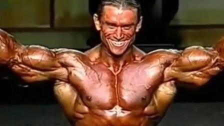 迈澳活健身偶像之一澳洲老将李普瑞斯特经典回顾, 一代大臂王!