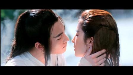 神仙姐姐刘亦菲: 这可是我女神的荧幕初吻呀