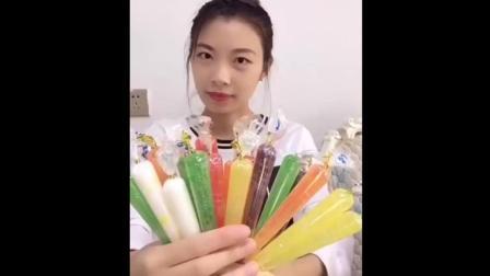 彩笔糖, 酸酸甜甜, 你喜欢哪个颜色